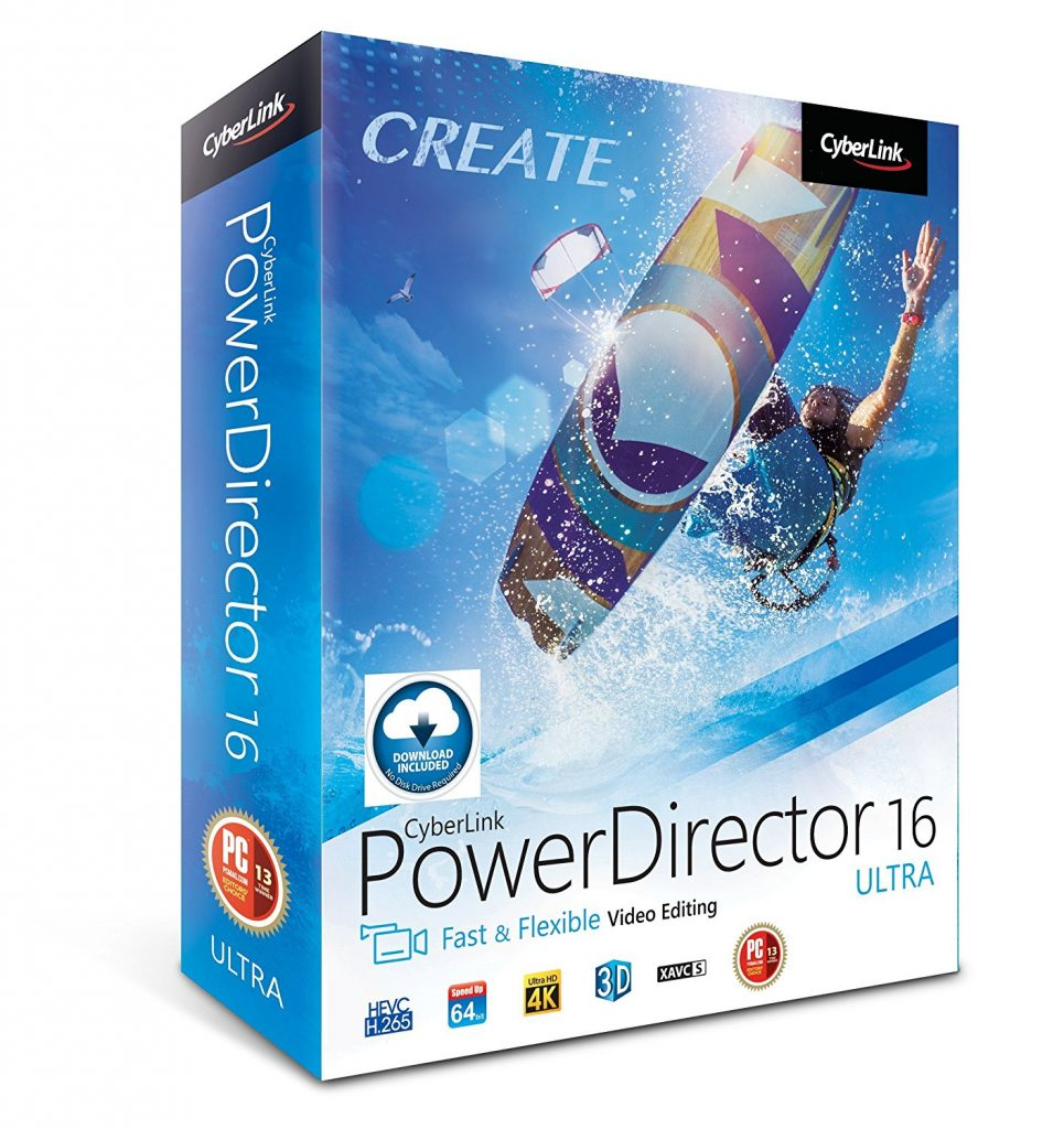 PowerDirector For PC Offline Installer Download Free